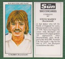 Bournemouth Steve Massey